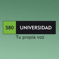 Logo of radio station Radio Universidad AM 580