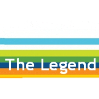 Logo of radio station The Legend
