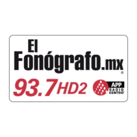Logo of radio station El Fonógrafo 1150 AM