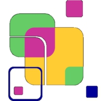 Logo of radio station Omroep NOOS