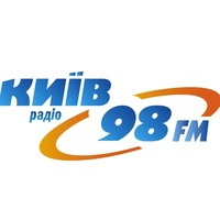 Logo of radio station Радио Киев 98 FM