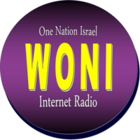 Logo of radio station WONI - 1 Nation Israel