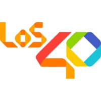 Logo of radio station LOS40