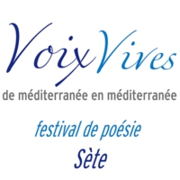 Logo of radio station Voix Vives