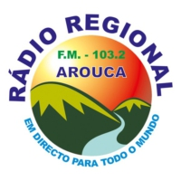 Logo de la radio Rádio Regional de Arouca