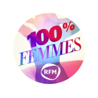 Logo of radio station RFM 100% Femmes