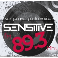 Logo de la radio FM Sensitive 89.3