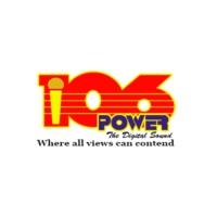 Logo de la radio Power 106.1 FM