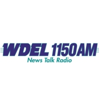 Logo of radio station WDEL 1150 AM