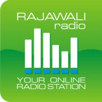 Logo of radio station Rajawali Radio Bandung