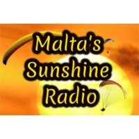 Logo of radio station Malta Sunshine Radio