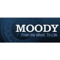 Logo of radio station Moody Radio
