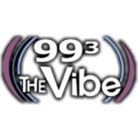 Logo de la radio WVBX The Vibe 99.3