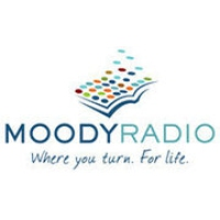 Logo of radio station WMFT Moody Radio South