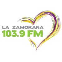 Logo of radio station La Zamorana 103.9 FM