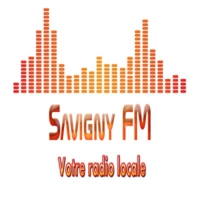 Logo of radio station Savigny FM