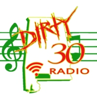 Logo of radio station DIRTY30RADIO