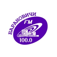 Logo of radio station Барановичи FМ