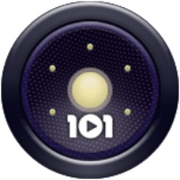 Logo of radio station 101.ru - Колыбельная