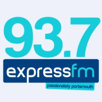 Logo of radio station Express FM 93.7
