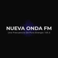 Logo of radio station Nueva Onda FM 105.3
