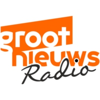Logo of radio station GrootNieuwsRadio