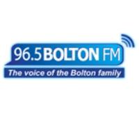 Logo of radio station Bolton FM