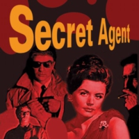 Logo of radio station SomaFM: Secret Agent