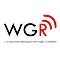 Logo of radio station WGR, La radio des Grands Reporters