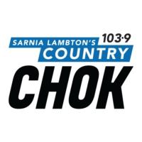 Logo of radio station CHOK 103.9 FM