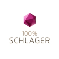 Logo of radio station 100% Schlager - von Schlagerplanet Radio