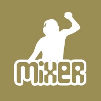 Logo of radio station Mixer