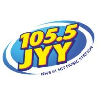 Logo of radio station 105.5 WJYY