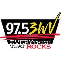 Logo of radio station WWWV 3WV 97.5