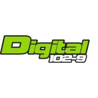Logo of radio station XHMG Digital FM 102.9 FM