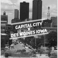 Logo de la radio Capital City X