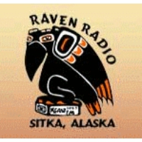 Logo of radio station KCAW Raven Radio