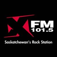 Logo of radio station XFM 101.5