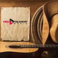 Logo of radio station Red Summit Media - Hot Country