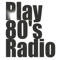 Logo de la radio Play 80's radio