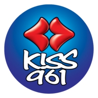 Logo of radio station Kiss FM 96.1