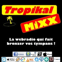 Logo of radio station Tropik@l Mixx