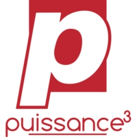 Logo of radio station Puissance 3