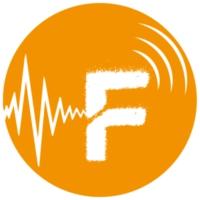 Logo de la radio RADIO-LA-F