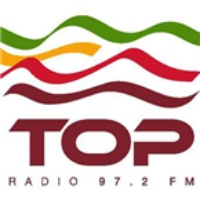 Logo of radio station Top Radio 97.2