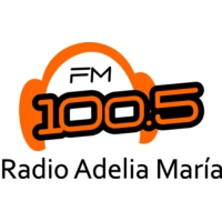 Logo of radio station FM 100.5