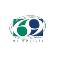 Logo de la radio XEN La 69 690 AM