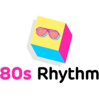 Logo of radio station 80s Rhythm