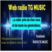 Logo de la radio TG MUSIC