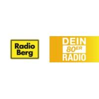 Logo of radio station Radio Berg – Dein 80er Radio
